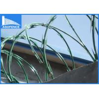 Buy cheap Professional Airport Razor Barbed Wire Mesh For Grass Boundary , CE Listed from wholesalers