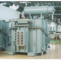 Buy cheap Energy Efficient Induction Furnace Transformer 10kV For Factory , Low Loss from wholesalers