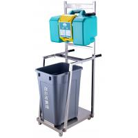 Buy cheap Dust Proof Emergency Eye Wash Station Pro - Environment Green With Trolley from wholesalers