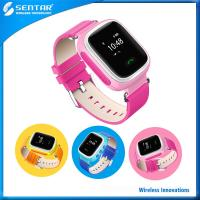 Buy cheap Sentar V80 GPS tracker & remote monitor secure device smart watch with SOS emergency calling for kids product