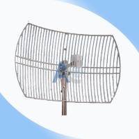 Buy cheap 2.4GHz Grid 24dBi Directional Antenna product