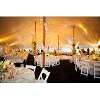 Buy cheap PVC Fabric Frame Large Dome Wedding Tent For Sale,Wedding Geodesic Dome from wholesalers