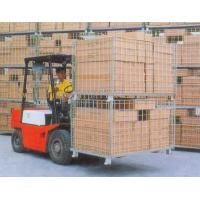 Buy cheap Collapsible Wire Storage Cages 300kg To 1500kg Loading Capacity from wholesalers