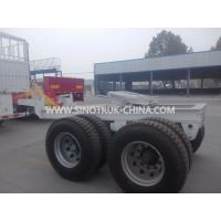 Buy cheap Flexible 2 Alxes Truck Dolly Trailer For Connect Two Units Semi Trailer from wholesalers