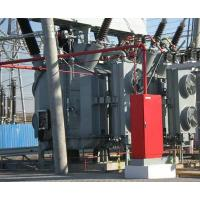 Buy cheap Nitrogen injection and oil evacuation fire protection system for transformer product