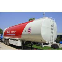 Buy cheap 3 axles 42000L-47000L oil tanker trailer for sales from wholesalers