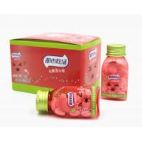 Buy cheap Peach flavor Sugar Free Mint Candy in plastic bottle Best selling products in product