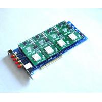 Buy cheap 4 gsm Channels GOIP4  asterisk card for voip gateway with PCI interface from wholesalers