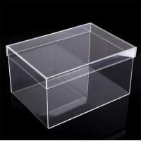 Buy cheap China Factory Wholesale Plastic Shoes Case Display Stand from wholesalers