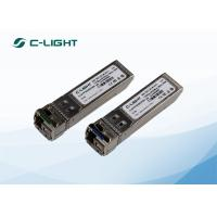 Buy cheap SFP-10G-BX-U 10G cisco compatible sfp modules 10GBASE-LR LW Fibre Channel from wholesalers
