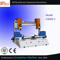 Buy cheap Automatic Bench Screwdriver Machine Screw Fasten Machine For PCBA from wholesalers