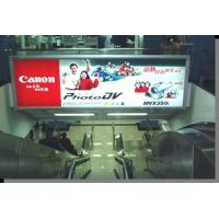 Buy cheap 720-2880dpi Light Box Poster Printing , Eco-Solvent Backlit Film from wholesalers