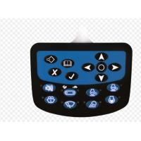 Buy cheap PC / PET Multi Keys LED Backlit Membrane Switch Panel High Sensivity RoHS from wholesalers