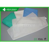 Buy cheap PP / SMS / PP With PE Film / Microporous Disposable Stretcher Sheets For Hospital from wholesalers