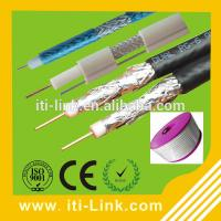 Buy cheap Shenzhen Coaxial Lan Cable Making Equipment Network Cable Manufacture With RG58/59/6/11 Series PVC from wholesalers