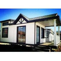 Buy cheap Galvanized Flexible Steel Container Houses , Commercial Steel Storage Container Homes from wholesalers