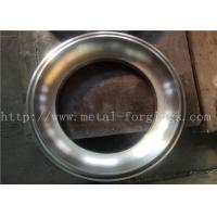 Buy cheap 34CrMo4 SCM430 SCM2 4135  Alloy Steel Forgings Sleeve Shaft Blanks Oil Well Drill Pipe Couplings Rough Turned from wholesalers
