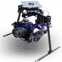 Buy cheap 3 axis PTZ,3D PTZ carry under 1000g's camera,PTZ, 3axis PTZ,3D PTZ from wholesalers