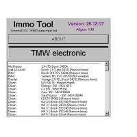 Buy cheap IMMO TOOL V26.12.2007, Automotive Diagnostic Software To Repair ECUs, Immobilisers from wholesalers