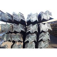 Buy cheap Mild Angle Iron Bar , Hot Rolled Unequal Steel Angle Fire Proof from wholesalers