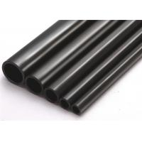 Buy cheap Hard Hot Rolled Seamless Steel Pipe / Wear Resistant Threaded Steel Tube from wholesalers