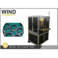 Buy cheap Resolvers Brushless Motor Stator Winder Outside Winding Machine For New Energy Car from wholesalers