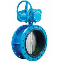 Buy cheap AWWA C504 Resilient Sealing Triple Offset Butterfly Valve Ductile Iron DN200 from wholesalers