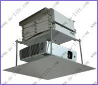 Buy cheap Projector Motorized Ceiling Lift from wholesalers