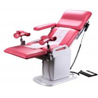 Buy cheap Electrical Obstetric Delivery Table / Gynecological Examination Table With Foot Control product