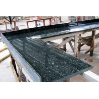 Buy cheap Prefabricated kitchen countertop,emerald pearl countertop from wholesalers