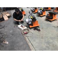 Buy cheap 2800W Anti Rust Small Table Plate Edge Beveling Machine , Plate Beveler from wholesalers