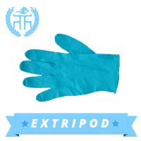 Buy cheap china supplier disposable blue nitrile surgical gloves from wholesalers