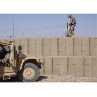 Buy cheap Multi Function Hesco Defensive Barrier With CE / ISO 9000 Certificate from wholesalers