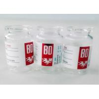 Buy cheap Steroid Pharmaceutical Glass Vial Labels Smooth Eco - Friendly Material from wholesalers