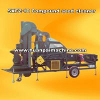 Buy cheap compound grain seeds cleaner from wholesalers