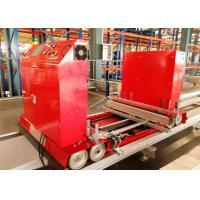1100 / 1300 mm Length Pallet Rack Storage Systems Q235B Steel Master Shuttle