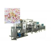 China 380V Adjustable Hot Cotton Candy Machine Depositing Speed 25-55n / Min on sale