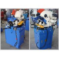 Buy cheap Easy Operation Pneumatic Pipe Cutting Machine Semi Automatic High Control Accuracy from wholesalers