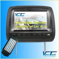 Buy cheap 9 Headrest DVD Player + Pillow + Game Function/ Fm/IR (vt-dh908) from wholesalers