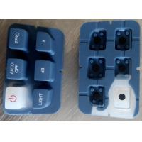 Buy cheap Professional Design Rubber Computer Keyboard , Flexible Rubber Keyboard Long Life Cycle from wholesalers