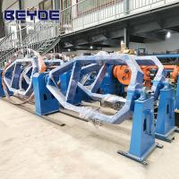 Buy cheap Multi Wire Skip Stranding Machine Non Metallic Taping With Regulation System from wholesalers