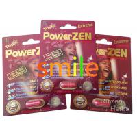Buy cheap Effective Natural Herbal Sex Pills , PRO Plus Powerzen Male Endurance Pills from wholesalers