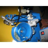 Buy cheap Ultrasonic lace sewing machine Garment Machinery used to put rhinestone / rhinestud / pearl on embroidery from wholesalers