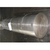 Buy cheap S355J2G3 S355J2 Carbon Steel Forged Bar Rough Turned PED certificate Max Length 5000mm from wholesalers