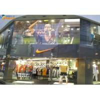 Buy cheap P10 1920hz 1000X1000mm Transparent Glass Led Display For Window Animation Display from wholesalers