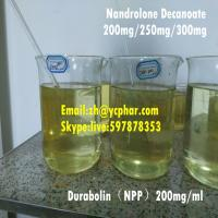 Buy cheap Premade Injectable Steroid Nandrolone Decanoate 250mg/ml High Purity Yellowish Cutting Oil Deca Durabolin 250 from wholesalers