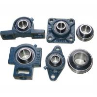 Buy cheap Stainless steel P5 Pillow Block Bearings UCF212-38 with double row from wholesalers