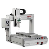 Buy cheap Benchtop Multi Axis Automatic Glue Dispenser , Automatic Soldering Machine from wholesalers