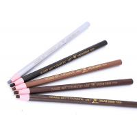 Buy cheap Permanent Makeup 12pcs per box Paper Roll Cosmetics Pull Eyebrow Eyeliner Pencil 5 colors from wholesalers