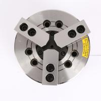 Buy cheap HIGH SPEED 3 JAW THROUGH HOLE LATHE POWER CHUCK , OEM ODM CHUCK MANUFACTURER from wholesalers